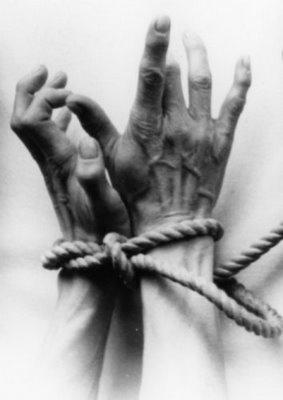 198921-Tied hands